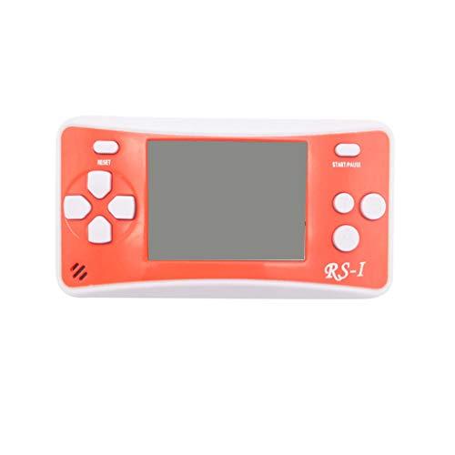 GorNorriss Electronics Gadgets Portable Handheld Mini Video Console Children Gift 152 Classic Game (Orange)