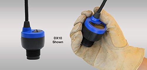 DX10-10 EchoPod? Ultrasonic Level Sensor (Voltage or Frequency), 1.25m Range, 1