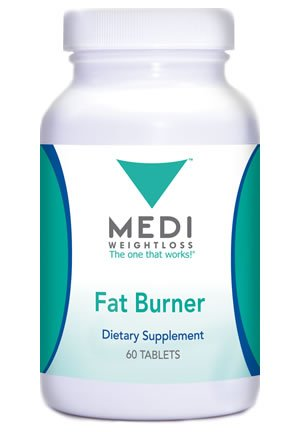 Medi-Weightloss Fat Burner - Thermogenic Pills (60 Tablets - 30 Day Supply) - Dietary Supplement by Medi-Weightloss