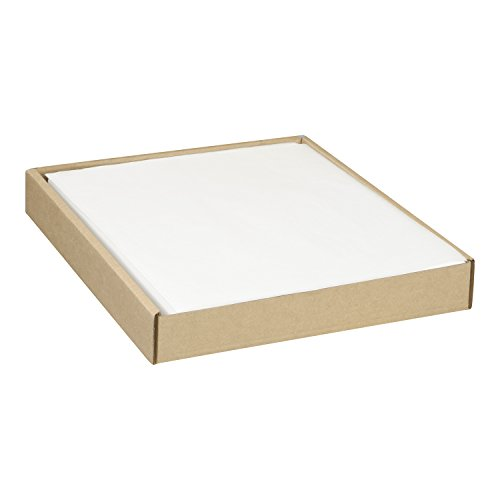14x14'' Non Stick Baking sheets. 1,000 sheets per case by MBPC