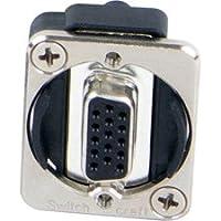 D-Sub Dualport Connectors 15 PIN D SUB F-F NIC