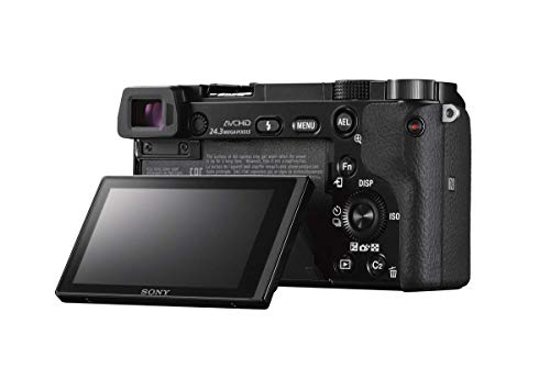 Sony Alpha a6000 Mirrorless Digital Camera 24.3MP SLR Camera with...