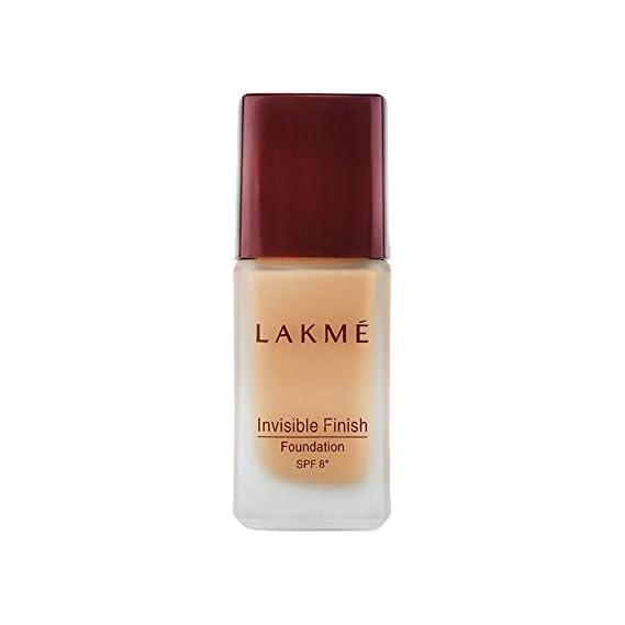 Lakme Invisible Finish SPF 8 Foundation, Shade 01, 25ml