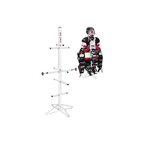 WETGEAR Wet Gear-Hockey Equipment Dryer Rack: Metal Model