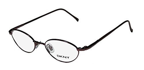 DKNY 6207 Womens/Ladies Designer Full-rim Eyeglasses/Eye Glasses (45-17-135, - Goggles Dkny