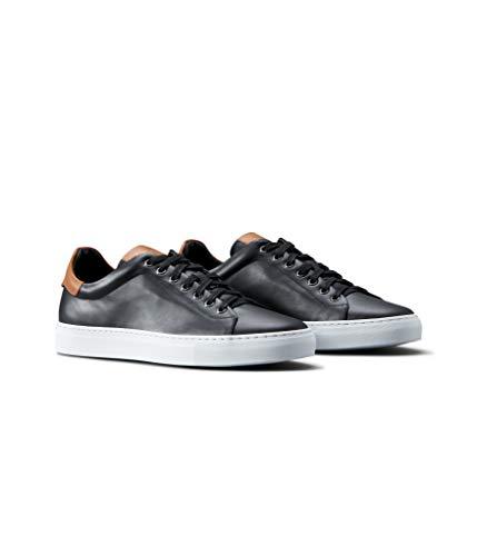 Good Man Brand Men's Leather Legend Lo Top Sneakers