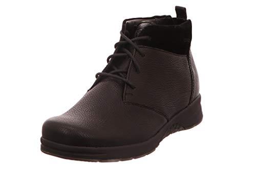 Stieffl 01000 Schwarz Ganter Schwarz Women's Ankle Gloria g Boots qHnAPCRE