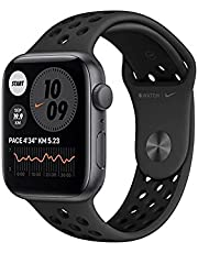 Apple Watch Nike SE - 44 mm GPS Space Gray Aluminium Case with Anthracite/Black Nike Sport Band