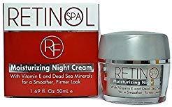Retinol SPA Moisturizing Night Cream, 1.69 fl. oz.