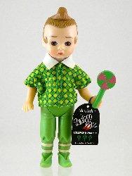 2008 McDonalds Madame Alexander Wizard of Oz Doll #11 Lollipop Munchkin