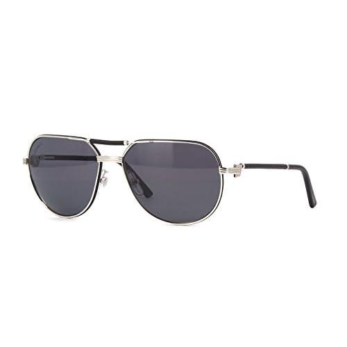 ea200c8d114 70% OFF Cartier - Gafas de sol - para hombre negro negro - www ...