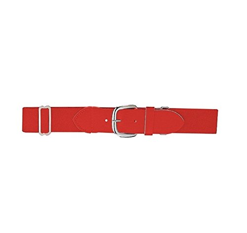 Softball Uniforms - Red Adult Baseball/Softball Belt