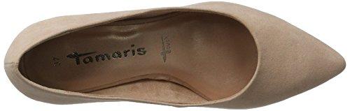 Tamaris22415 - Zapatos de Tacón Mujer Rosa (ROSE 521)