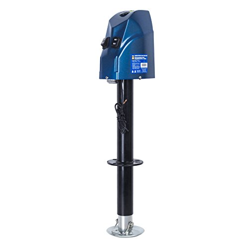 4000lb 12V Electric Drive A-Frame Tongue Jack for