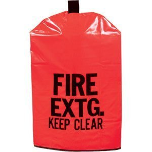 - FIRE Extinguisher Cover (No Window) for 5 to 10lb. Extinguisher, Small 20