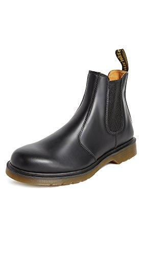 Dr. Martens 2976 Chelsea Boot,Black Smooth Black