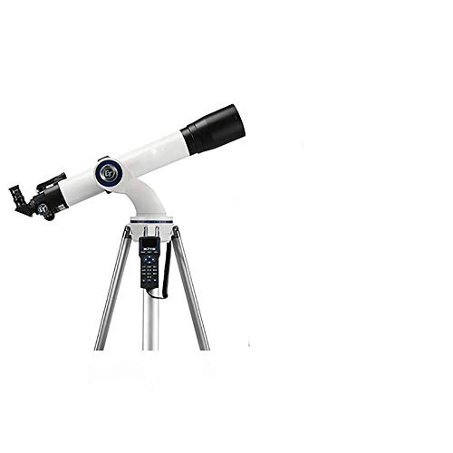 Telescope Refractor Astronomy 800X90mm Alcance Portátil con Estuche Rígido