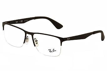 mens ray ban eyeglasses u2v3  Ray-Ban Optical 0RX6335 Sunglasses for Mens
