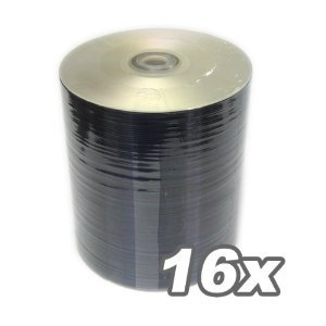 100pcs Reliable DVD-R 16x 4.7GB 120Min For all pur...
