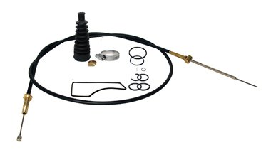 AFTER MARKET MARINE BRAVO MERCRUISER LOWER SHIFT CABLE REPAIR KIT ()