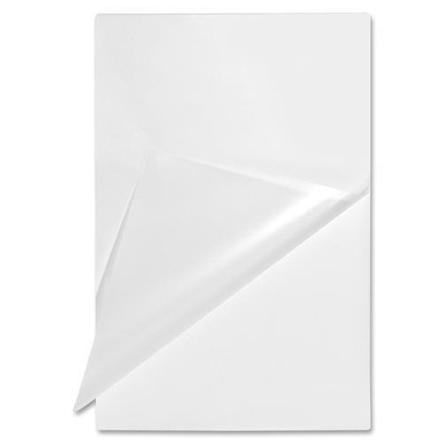 20868 Business Source Menu Laminating Pouch - 11.50'' Width x 17.50'' Length x 5 mil Thickness - 100 / Box - Clear