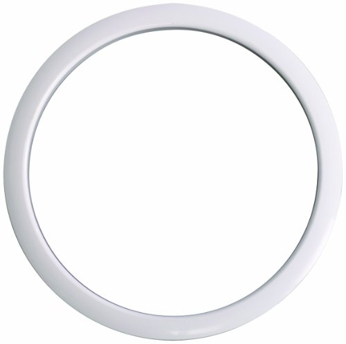 - Gibraltar SC-GPHP-5W 5-Inch Port Hole Protector Ring, White