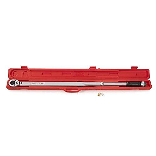 - Neiko 03710B Drive Automatic Torque Wrench, 3/4