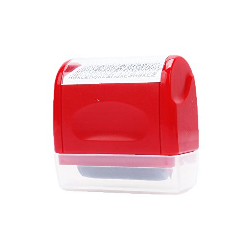 ilypro-mini-secure-stamper-privacy-protection-seal-roller-for-personal-use-34cm-garble-red
