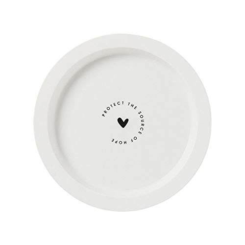 Plastic Plates For Parties Modern Minimalist Dish Lunch Bowl Snack Plate Food Platter Tray Round Dish