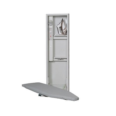 Deluxe Swivel Right Hinge Ironing Center Door Finish: No Door by Iron-A-Way LLC