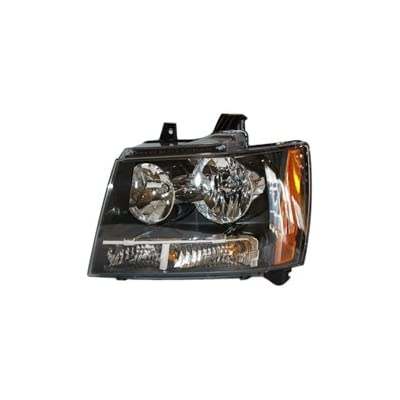 TYC 20-6756-00 Chevrolet Driver Side Headlight Assembly: Automotive