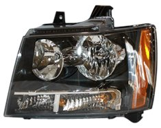 TYC 20-6756-00 Chevrolet Driver Side Headlight Assembly ()