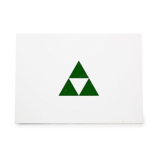 UPC 685867723561, Triforce Shape Shapes Sierpinski Triangle Style 5198, Rubber Stamp Shape great for Scrapbooking, Crafts, Card Making, Ink Stamping Crafts