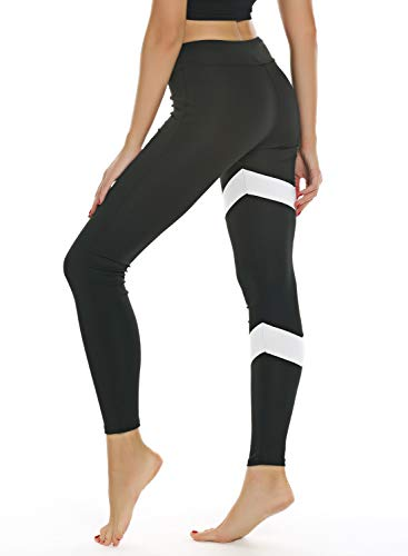 239929d01c353f CFR 2017 New Fitness Leggings Women's High Waist Yoga Pants Fashion Sport  Plus Size Ankle-