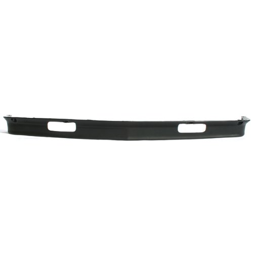 CarPartsDepot, Front Bumper Air Deflector Lower Valance w/Tow Hook Hole Replacement, 350-15106-10 GM1090105 15569430