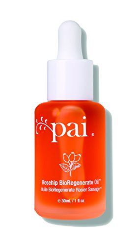 Hip Oil Rose Glycerine Seed - Pai Skincare Premium Certified Organic Rosehip Bio Regenerate Oil with CO2 Extracts and Omega 3 & 6 30 ml