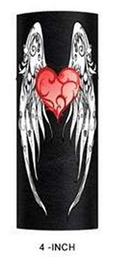 - Hair Glove Heart & White Wings Hair Glove,