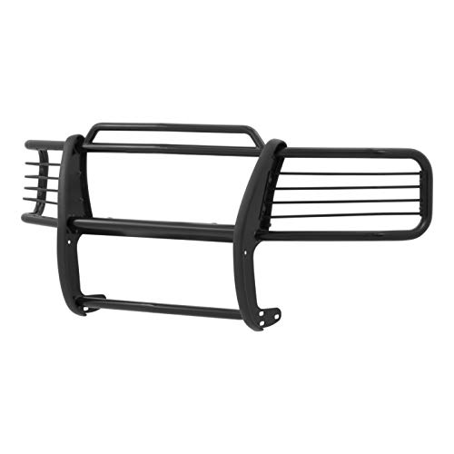 ARIES 4043 1-1/2-Inch Black Steel Grill Guard Select Chevrolet Silverado 1500, Suburban, Tahoe