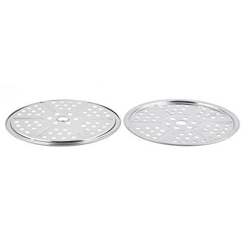 DealMux Metal casa Cocina Cocina Alimentación panificadora Vapor ...