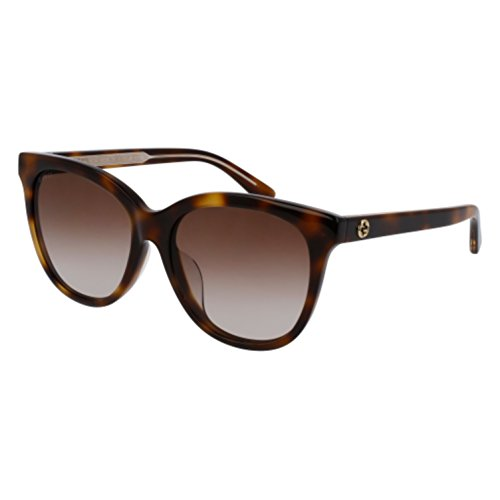 Sunglasses Gucci GG 0081 SK- 003 003 AVANA / BROWN / - 0081 Sunglasses