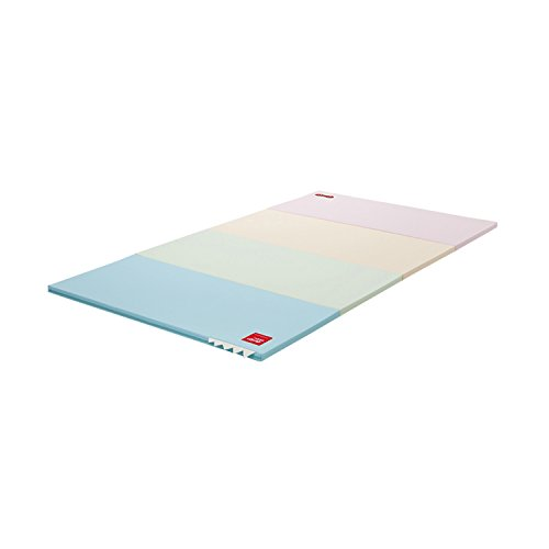 Design Skin MP04-CNDY120M Transformable Play Mat, Candy Milk by Design Skin