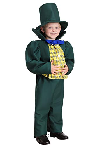 Kids Munchkin Mayor Costume Large Green]()