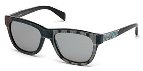 Sunglasses Diesel DL 111 DL0111 47V light brown/other / - Diesel Womens Sunglasses