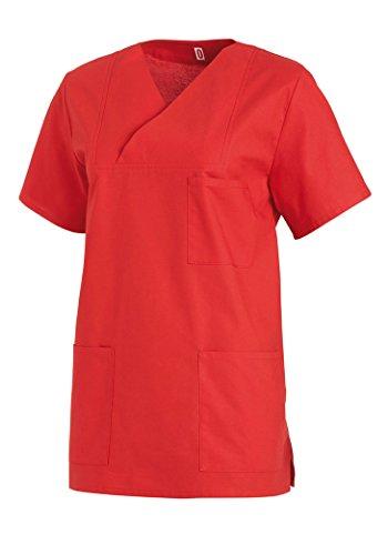 Leiber ?, pour femme et homme schlupfjacke - 08/769 pour mdecine et entretien-oP-vtements Rouge - Rouge