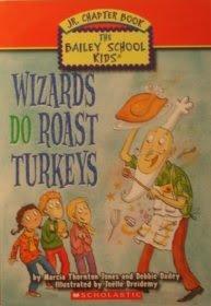 Wizards Do Roast Turkeys
