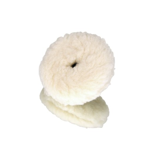 3M (33288) Perfect-It 6'' Low Linting Wool Compound Pad (6 Pack) by Perfect-It (Image #1)'