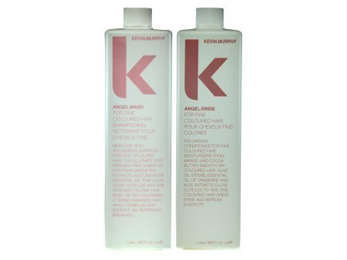 Kevin Murphy Angel Wash and Rinse Duo 33.6 Oz by Kevin Murphy