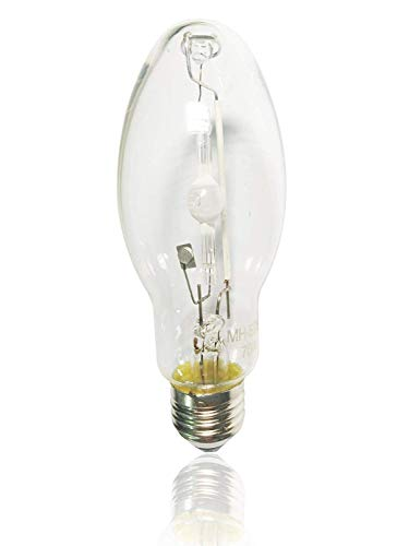 BORYLI MH Metal Halide Bulb 03610-SU HPS High Pressure Sodium Light Bulb,Medium Base,Clear (70W)
