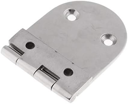 Amazon.com: Kesoto 316 bisagra de acero inoxidable para ...