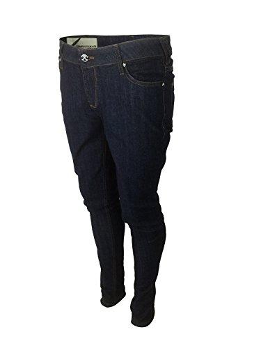 Criminal Damage Damen Jeanshose Blau Blau 26 W/32 L
